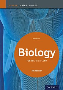 Oxford IB Study Guides  Biology for the IB Diploma Book