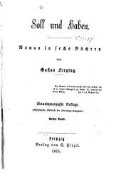 Soll und Haben: Roman in 6 Büchern