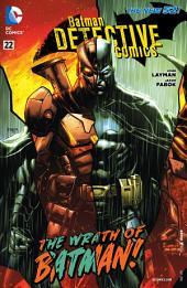 Detective Comics (2011- ) #22