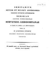 De nonnullis causis: cur iurisconsulti romani reprehendendi videantur, brevis disputatio