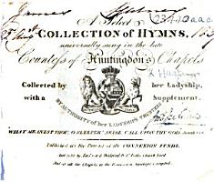 A Select Collection of Hymns  universally sung in the late Countess of Huntingdon s Chapels  Collected by her Ladyship  with a supplement  MS  notes PDF