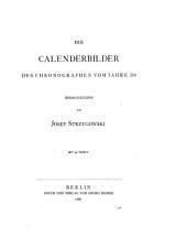 Jahrbuch: Ergänzungsheft