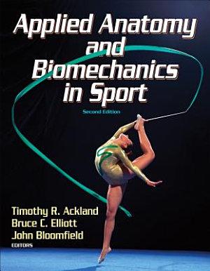 Applied Anatomy and Biomechanics in Sport PDF