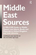 Middle East Sources PDF