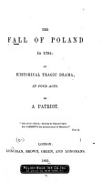 The Fall of Poland in 1794 PDF