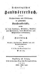 Technologisches Handwörterbuch
