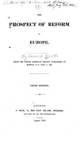 The Prospect of Reform in Europe