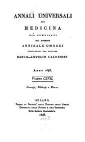 Annali universali di medicina: 1846, 1 - 3