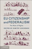 EU Citizenship and Federalism PDF