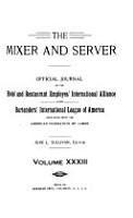 Mixer and Server PDF