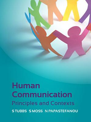 EBOOK  Human Communication  South African edition