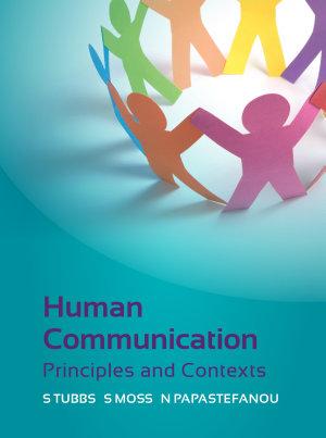 EBOOK  Human Communication  South African edition PDF