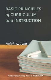 Basic Principles of Curriculum and Instruction