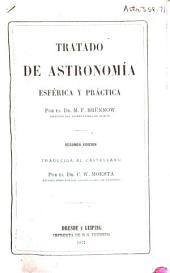 Tratado de astronomía esférica y práctica