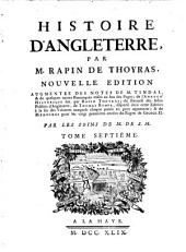 Histoire D'Angleterre: Volume7