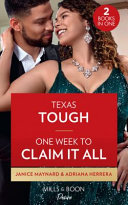Texas Tough / One Week To Claim It All