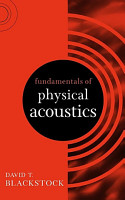 Fundamentals of Physical Acoustics PDF