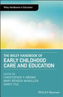 Handbook of Early Childhood Care and Education PDF