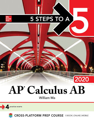 5 Steps to a 5  AP Calculus AB 2020