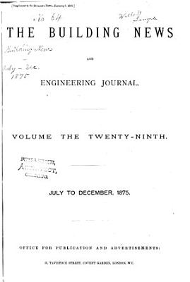 The Building News and Engineering Journal PDF