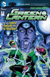 Green Lantern (2011-) #7