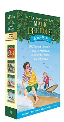 Magic Tree House Volumes 25 28 Boxed Set