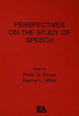 Perspectives on the Study of Speech PDF