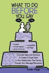 What To Do Before You Say I Do Book PDF