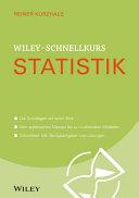 Wiley Schnellkurs Statistik PDF