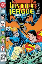 Justice League America (1987-) #66