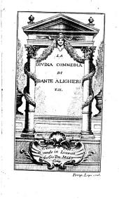 La divina commedia: Volume 2