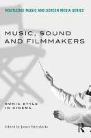 Music  Sound and Filmmakers PDF