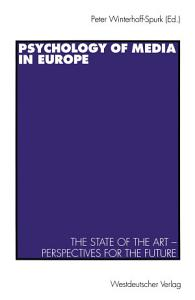 Psychology of Media in Europe PDF