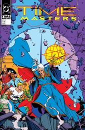 Time Masters (1990-) #7