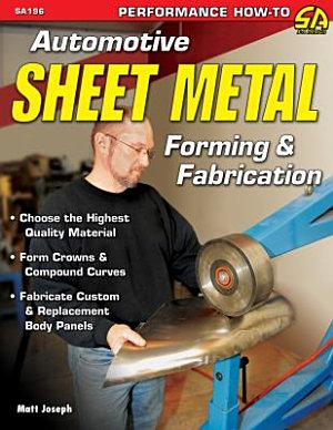 Automotive Sheet Metal Forming   Fabrication