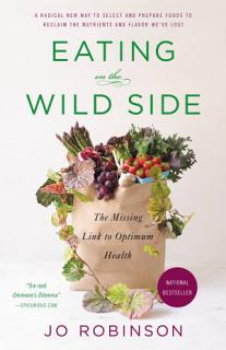 Eating on the Wild Side Book