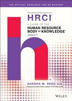 A Guide to the Human Resource Body of Knowledge  HRBoK  PDF