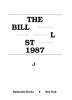 The Bill James Baseball Abstract 1987 PDF