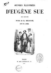 Oeuvres illustrees d'Eugene Sue: Atar-Gull, Volume 2
