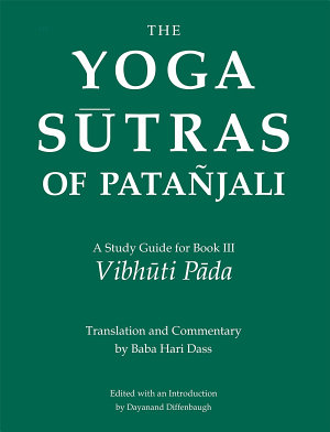 Yoga Sutras of Patanjali   Book 3
