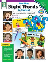 Reading Sight Words in Context  Grades 1   2 PDF