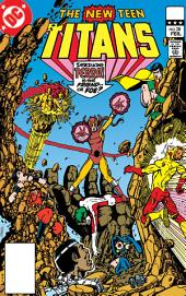 The New Teen Titans (1980-) #28