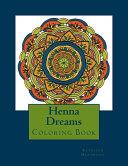 Henna Dreams Coloring Book