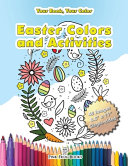 Easter Colors and Activities