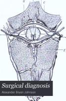 Surgical Diagnosis PDF