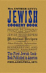 Jewish Cookery Book Book PDF