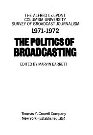 The Politics of Broadcasting PDF