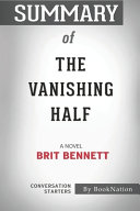 Summary Of The Vanishing Half Book PDF