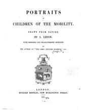 Portraits of Children of the Mobility