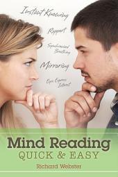 Mind Reading Quick & Easy
